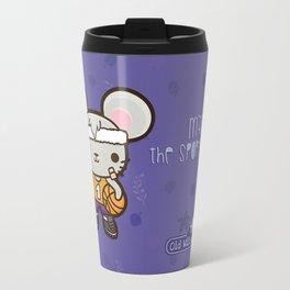 Matty the Sporty Mouse Travel Mug