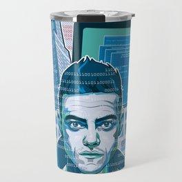Mr. Robot Travel Mug