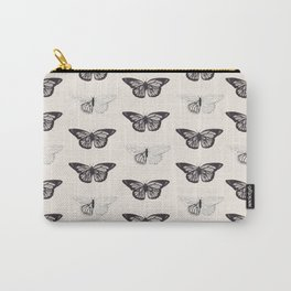 The Butterfly Project Carry-All Pouch