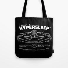 Hypersleep Tote Bag