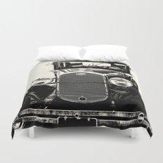 Model A Ford Duvet Cover