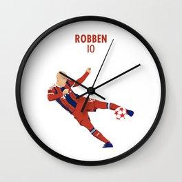 AR Wall Clock