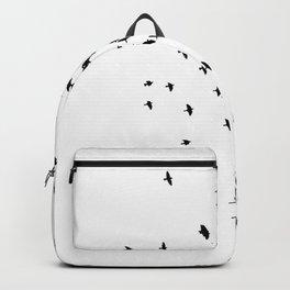 Birds by Lika Ramati Backpack
