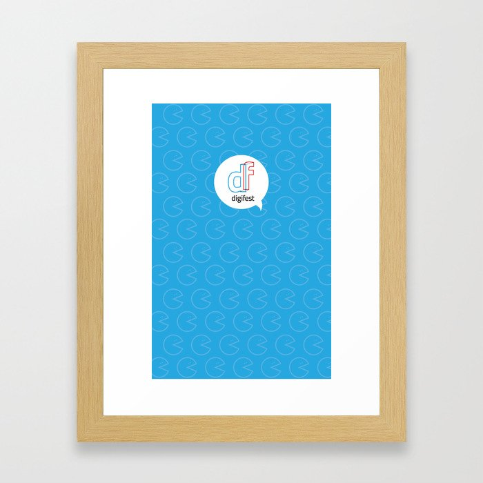 Toronto Digifest - Iphone Case 2 Framed Art Print