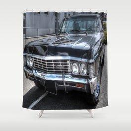 Impala - Supernatural Shower Curtain