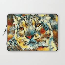 AnimalArt_Leopard_20170602_by_JAMColorsSpecial Laptop Sleeve