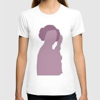leia T-shirts featuring Leia by olive hue designs