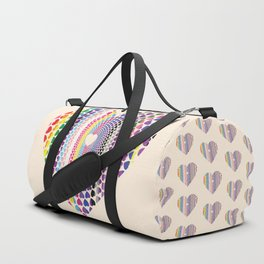LGBTQ2 Love Duffle Bag