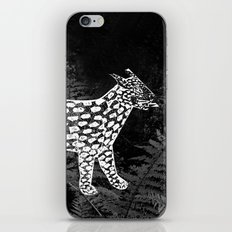 Forest Panther iPhone & iPod Skin