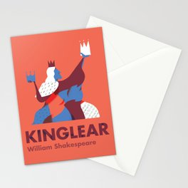 King Lear Stationery Cards