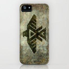 Thunderbird, Emblem of the Anishinaabe people iPhone Case