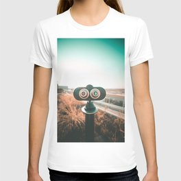 Rooftop Scopes T-shirt