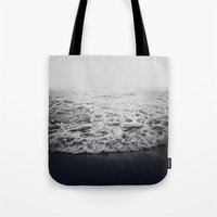 infinity Tote Bags featuring Infinity by Leah Flores