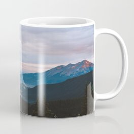 Sunset over Crested Butte Coffee Mug