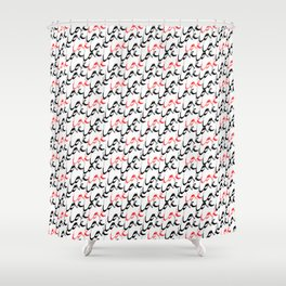 I BET YOU'RE RICH. GUESS WHAT? I'M SINGLE! Shower Curtain