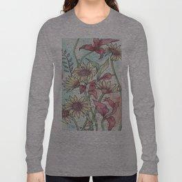 Flower Time Long Sleeve T-shirt