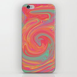 Bubble Gum Trip iPhone Skin