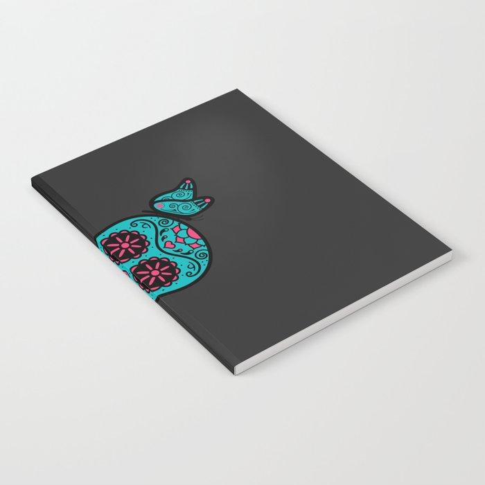 Noche de los Muertos Notebook