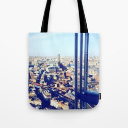 View of London Tote Bag