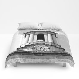 Penn State Old Main #3 Comforters