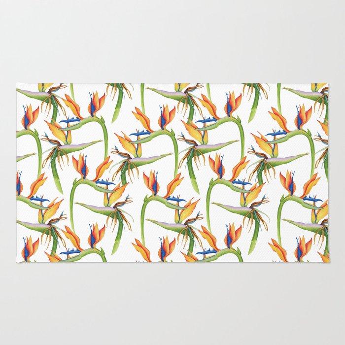 Birds Of Paradise Rug