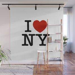 I love NY Wall Mural