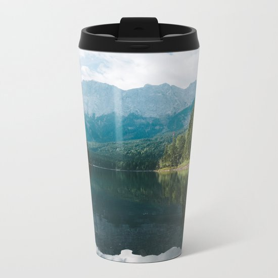 Looks like Canada II - Landscape Photography Metal Travel Mug