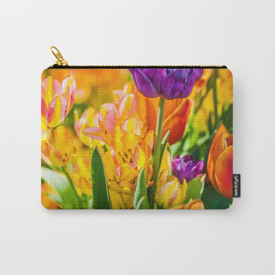 Tulips Enchanting 01 Carry-All Pouch
