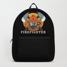 Firefighter | Fire Brigade Hero Backpack
