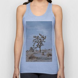 Joshua Tree II / California Desert Unisex Tank Top
