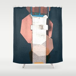 JETSON'S BELT N12 Shower Curtain