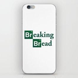 Breaking Bread iPhone Skin