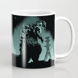Godzilla 1954 Coffee Mug