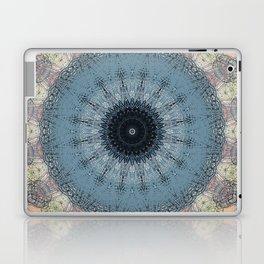 Delicate Detailed Pastel Mandala Laptop & iPad Skin