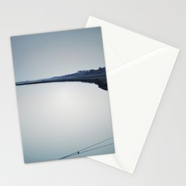 Water. Pedras del Rei. Retro Stationery Cards