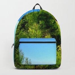 Cap Ferrat Seaside Backpack