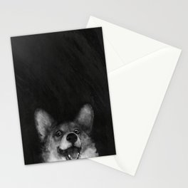 Sausage Fox Stationery Cards