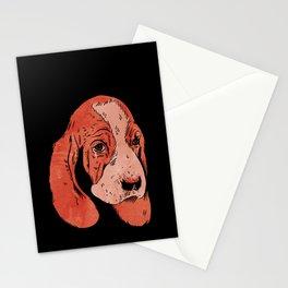 Sad Dogs Club Stationery Cards
