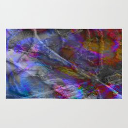Abstract and Texture Rug