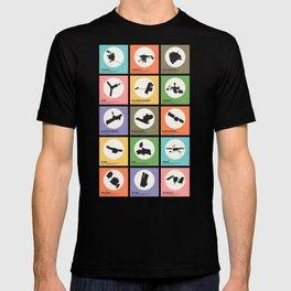 15 Farthest Space Probes T-shirt