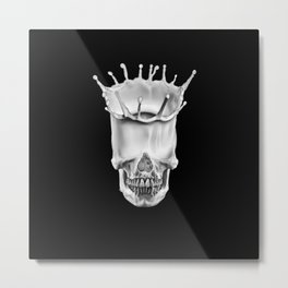 Calcium Is Good for You!  Metal Print