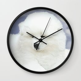 """ Spring's Touch "" Wall Clock"