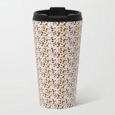 YEUX Metal Travel Mug