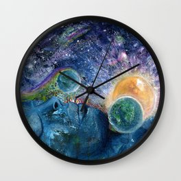 Dreaming Infinity Wall Clock