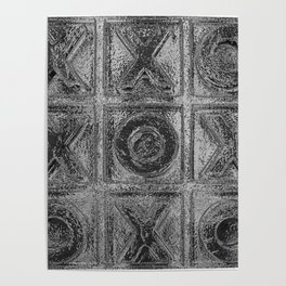 Noughts & Crosses 1 Poster