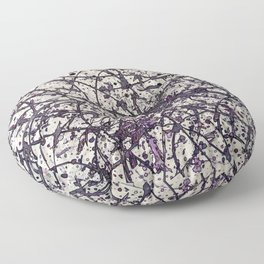Echoes (into the wood) Floor Pillow