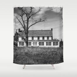 Ranch Style Living Shower Curtain