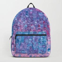 Impasto Brushstrokes Backpack