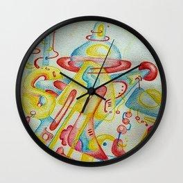 Tone Planet Wall Clock