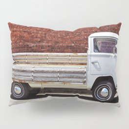 Panel Pickup Pillow Sham